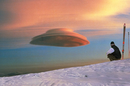 lenticular clouds definition