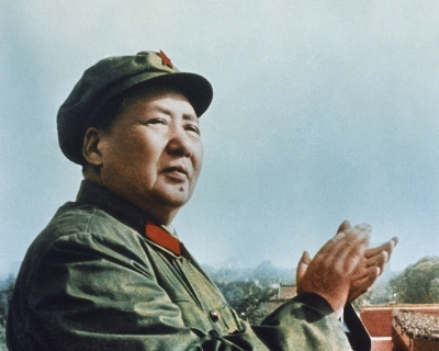 Mao Tse-tung, chairman of the people?s republic of China on Feb. 21, 1952. (AP Photo)