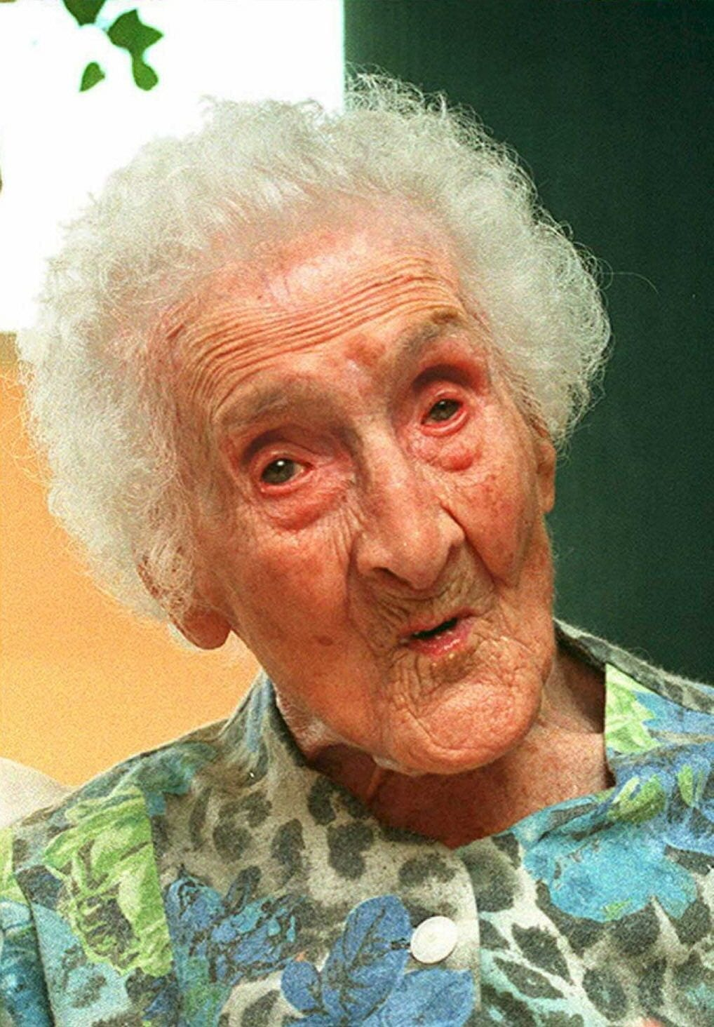 Oldest Woman In The World