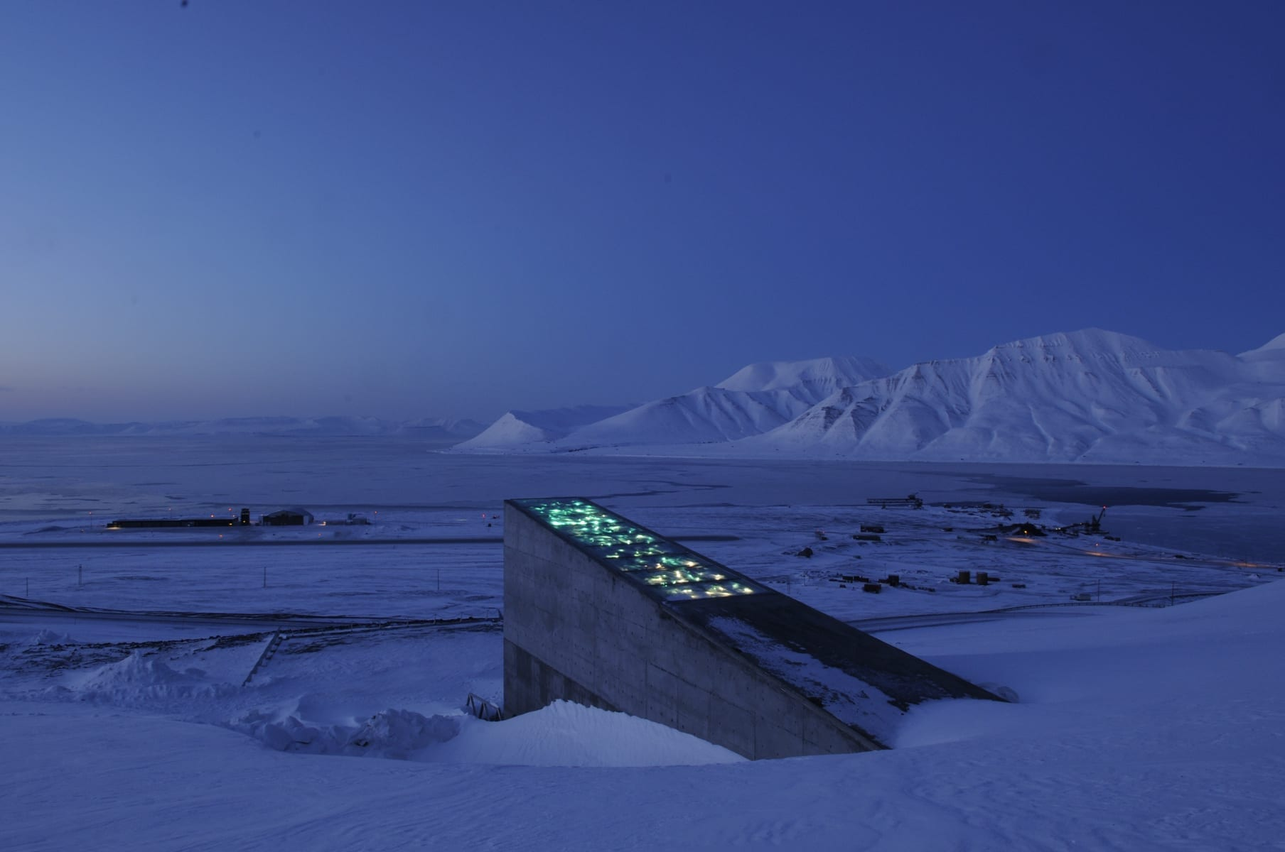 Facts About Svalbard Global Seed Vault Norway Doomsday