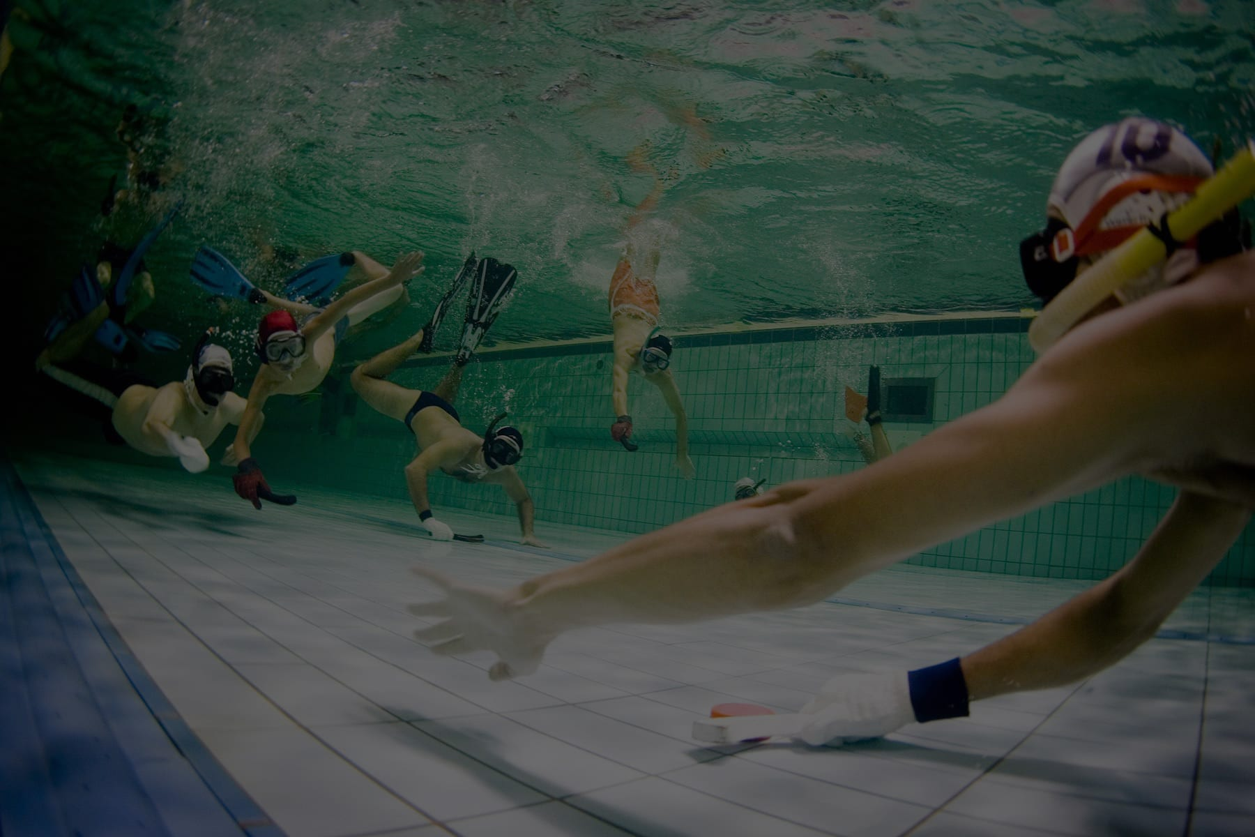 underwater hockey facts