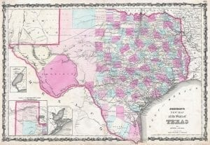 facts about texas