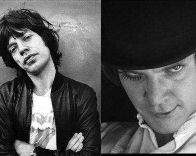 Mick Jagger / Clockwork Orange