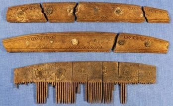 Viking Comb Discovered Provides Insights into their Alphabet