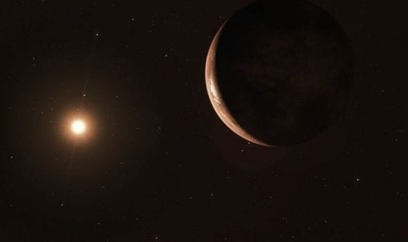 Alien discovery: Nearby planet could contain sub-surface LIFE