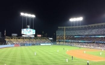 interesting facts about the los angeles dodgers