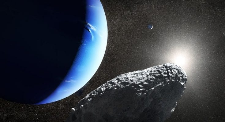 interesting facts about neptune