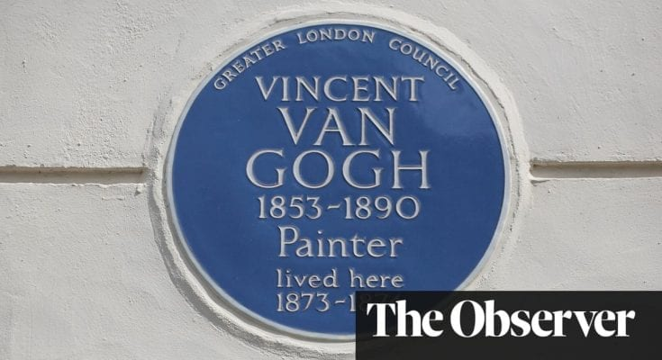 interesting facts about van gogh