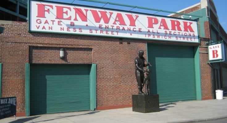 interesting facts about fenway park