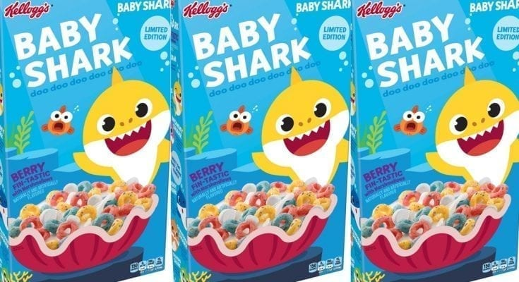 what is baby shark