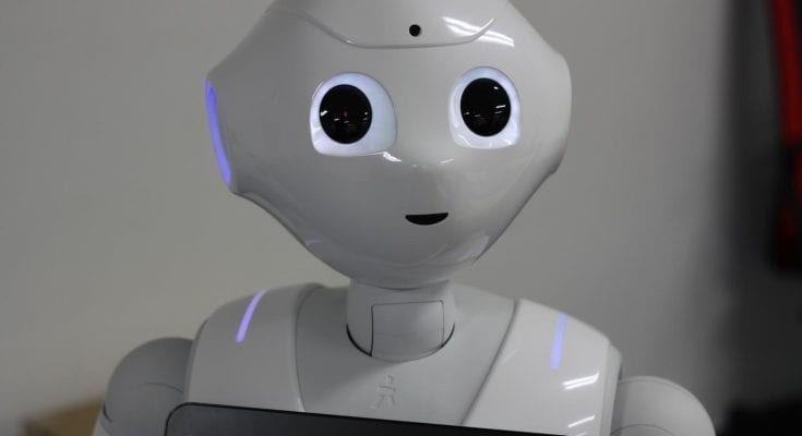 facts about robots and law enforcement