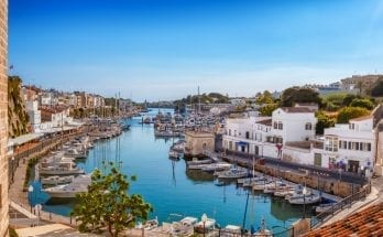 facts about menorca