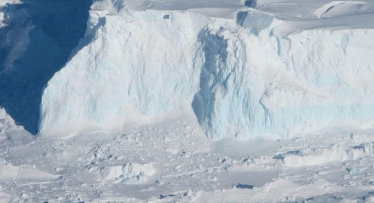 Scientists make alarming discovery under Antarctica's 'doomsday glacier'