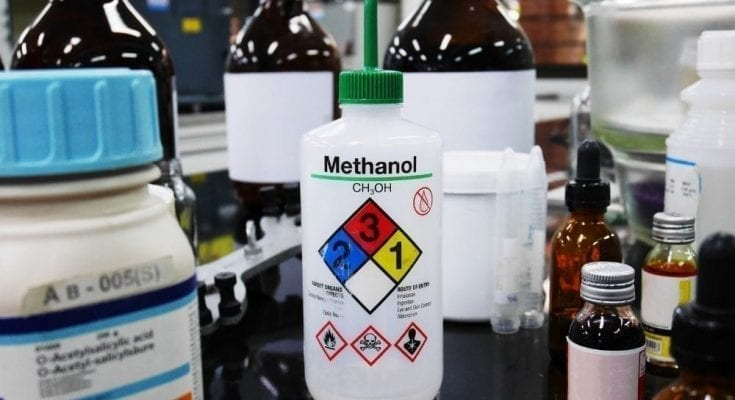 Common Applications for Methanol