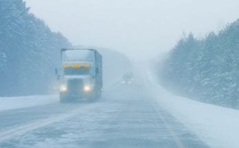 The Different Dangers Truckers Face During the Winter Months